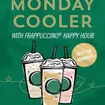 Starbucks Frappuccino Happy Hour For Rewards Members (Today Only!)
