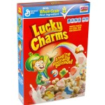 FREE Lucky Charms Cereal Sample