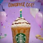 Starbucks Caramel Cocoa Cluster Grande Frappuccino Just $3 (Through 07/05)