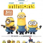 Better Than FREE Minions Blu-Ray/DVD Combo Pack After TopCash Back!