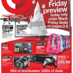 Target Black Friday Deals LIVE Online!