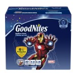GoodNites Bedtime Underwear, 62 ct Box As Low As $4.81 Shipped