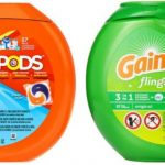 New Tide & Gain Laundry Product Coupons