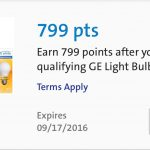 New GE Light Bulb Coupon – Better Than FREE At Rite Aid!