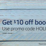 Amazon – $10 Off Your $25 Book Purchase
