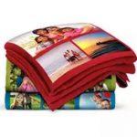Walgreens: Collage Fleece Blanket Just $15 Shipped (Reg. $59.99)
